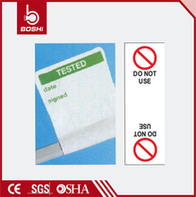 Electrical Cabel Marking Labels