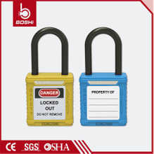 Dust-Proof Safety Padlock BD-G11~G18DP