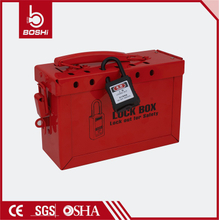 Portable Steel Safety Lochout Kit BD-X02
