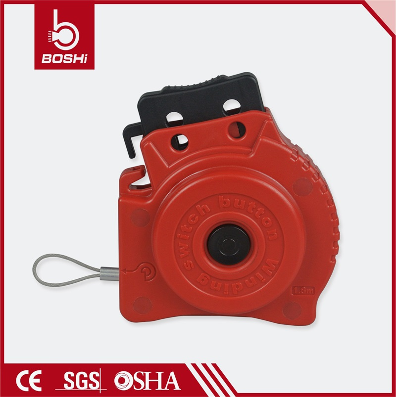 Automatic Retractable Cable Lockout BD L41
