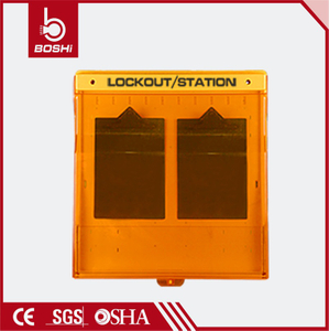 Combination Advanced Lockout Station BD-B207
