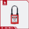 38mm Steel Material Dust-Proof Padlock BD-G01DP with Keys alike